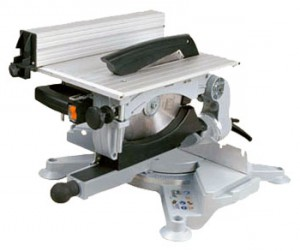 Buy universal mitre saw Калибр ПТЭ-1800/315К online, Photo and Characteristics