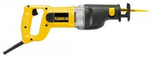 Buy reciprocating saw DeWALT DW307MK online, Photo and Characteristics