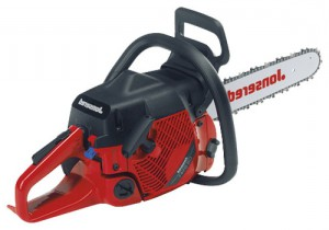 chainsaw jonsered cs 2153 characteristics and photo