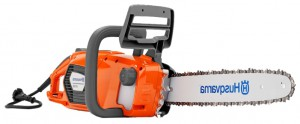 Buy electric chain saw Husqvarna 420EL online, Photo and Characteristics