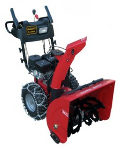 Buy snowblower SunGarden 2465 LE online, Photo and Characteristics