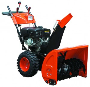 Buy snowblower Nomad KCST 9029AES(D) online, Photo and Characteristics