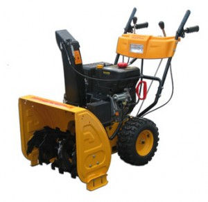 Buy snowblower Plato GB8024-WB online, Photo and Characteristics