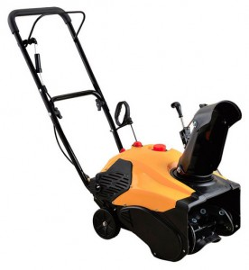 Buy snowblower Gardenpro KC214 online, Photo and Characteristics