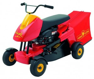 Buy garden tractor (rider) Wolf-Garten Scooter SV 4 online, Photo and Characteristics