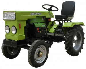 Buy mini tractor DW DW-120B online, Photo and Characteristics