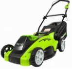 Buy lawn mower Greenworks 2500007 G-MAX 40V 40 cm 3-in-1 electric online